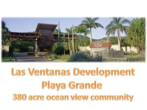 RPM Real Estate Las Ventanas Playa Grande